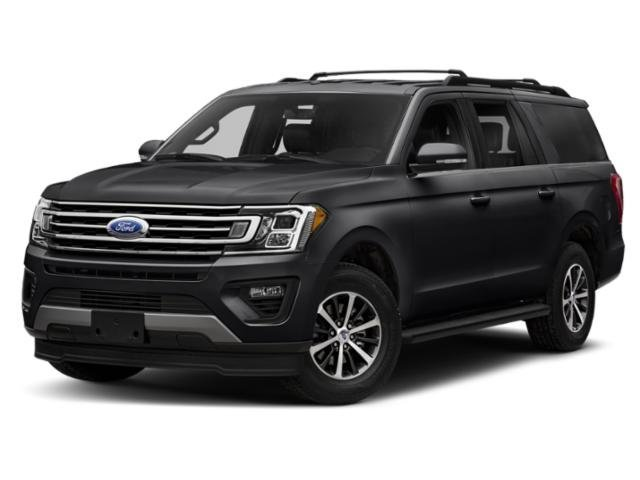 2019 Agate Black Metallic Ford Expedition Max Platinum RWD SUV 4 Door Automatic