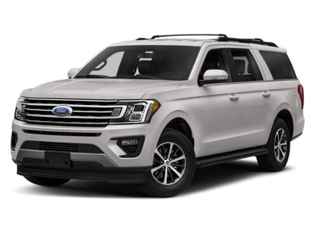 2019 Agate Black Metallic Ford Expedition Max Platinum Automatic 4 Door Twin Turbo Premium Unleaded V-6 3.5 L/213 Engine RWD