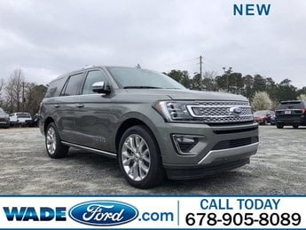 2019 Ford Expedition Platinum Automatic RWD 4 Door