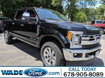 2019 Ford Super Duty F-250 SRW King Ranch Automatic Intercooled Turbo Diesel V-8 6.7 L/406 Engine 4X4 4 Door