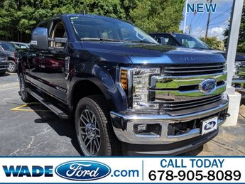 2019 Ford Super Duty F-250 SRW LARIAT 4X4 Truck Intercooled Turbo Diesel V-8 6.7 L/406 Engine