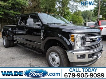 2019 Ford Super Duty F-350 DRW Limited Intercooled Turbo Diesel V-8 6.7 L/406 Engine Automatic 4 Door