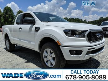 2019 Ford Ranger XLT 4 Door RWD Automatic