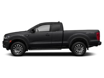 2019 Shadow Black Ford Ranger XLT Intercooled Turbo Regular Unleaded I-4 2.3 L/140 Engine Truck RWD 4 Door