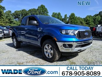 2019 Ford Ranger XLT Automatic 4 Door 4X4