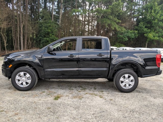 2019 Shadow Black Ford Ranger XLT Truck RWD 4 Door
