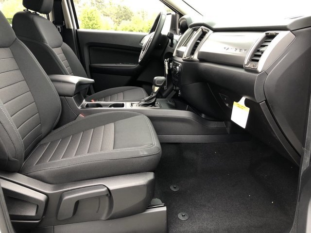 2019 Oxford White Ford Ranger XLT 4 Door RWD Truck Intercooled Turbo Regular Unleaded I-4 2.3 L/140 Engine Automatic