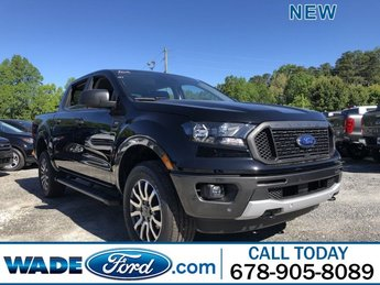 2019 Ford Ranger XLT Intercooled Turbo Regular Unleaded I-4 2.3 L/140 Engine RWD Automatic Truck 4 Door