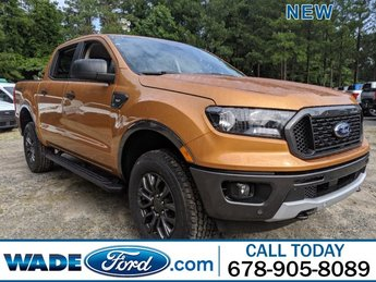 2019 Ford Ranger XLT Automatic 4 Door Intercooled Turbo Regular Unleaded I-4 2.3 L/140 Engine