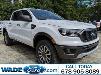 2019 Ford Ranger XLT 4X4 4 Door Intercooled Turbo Regular Unleaded I-4 2.3 L/140 Engine
