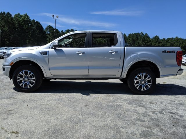 2019 Ford Ranger LARIAT Intercooled Turbo Regular Unleaded I-4 2.3 L/140 Engine 4 Door 4X4 Truck Automatic