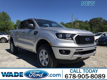 2019 Ford Ranger XLT 4 Door Intercooled Turbo Regular Unleaded I-4 2.3 L/140 Engine Truck Automatic 4X4