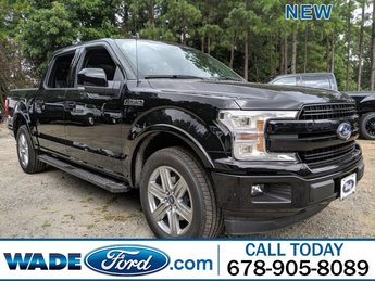 2019 Ford F-150 LARIAT RWD Twin Turbo Regular Unleaded V-6 3.5 L/213 Engine Truck 4 Door Automatic