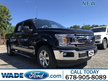 2019 Ford F-150 XLT RWD Truck Regular Unleaded V-8 5.0 L/302 Engine 4 Door