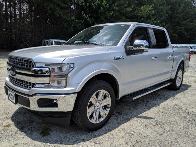 2019 Ford F-150 LARIAT Regular Unleaded V-8 5.0 L/302 Engine Truck RWD