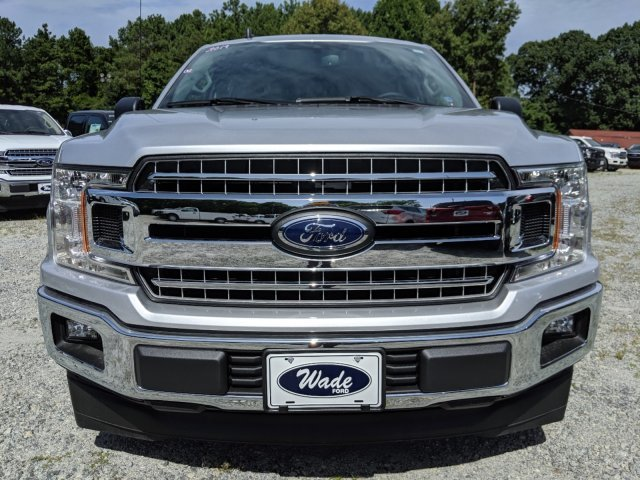 2019 Ford F-150 XLT RWD Regular Unleaded V-8 5.0 L/302 Engine Automatic Truck