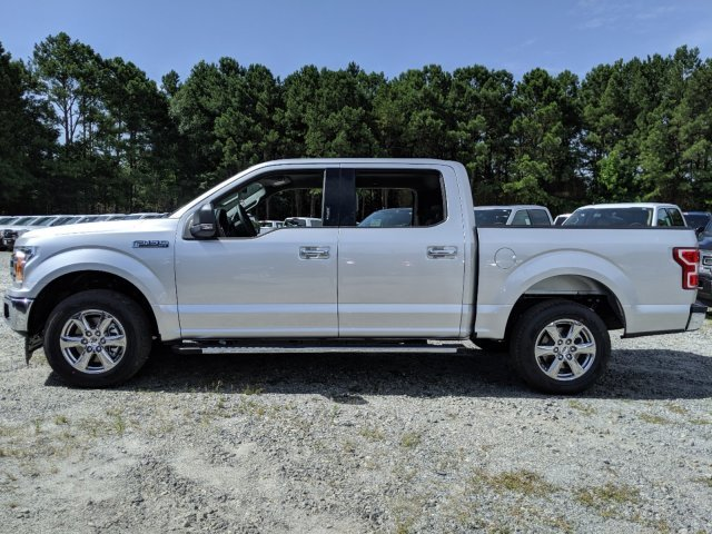2019 Ford F-150 XLT Truck Automatic RWD Regular Unleaded V-8 5.0 L/302 Engine