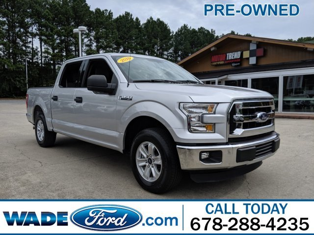 2016 Ford F-150 XLT Automatic V-6 3.5 L/213 Engine Truck 4 Door RWD