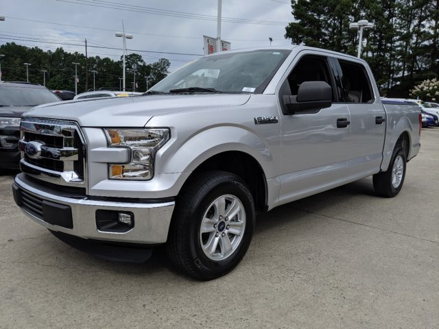 2016 Ford F-150 XLT RWD Truck V-6 3.5 L/213 Engine Automatic 4 Door