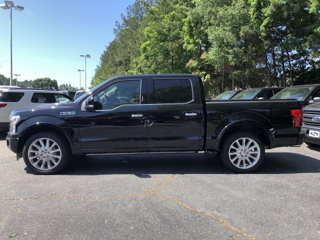 2019 Ford F-150 Limited Twin Turbo Regular Unleaded V-6 3.5 L/213 Engine RWD 4 Door Automatic Truck