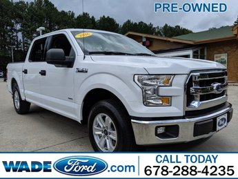 2016 Ford F-150 XLT Truck 4 Door RWD Automatic V-6 2.7 L/164 Engine