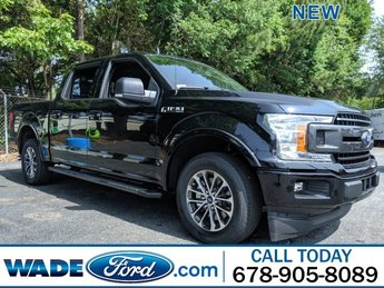 2019 Ford F-150 XLT Twin Turbo Regular Unleaded V-6 2.7 L/164 Engine Automatic Truck RWD 4 Door