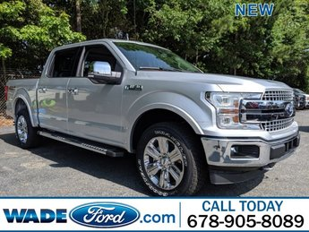 2019 Ford F-150 LARIAT Truck 4 Door Twin Turbo Regular Unleaded V-6 3.5 L/213 Engine