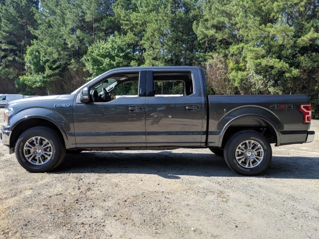 2019 Ford F-150 LARIAT Twin Turbo Regular Unleaded V-6 3.5 L/213 Engine Truck 4 Door