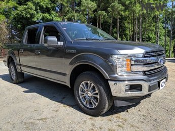 2019 Magnetic Metallic Ford F-150 Automatic 4X4 4 Door