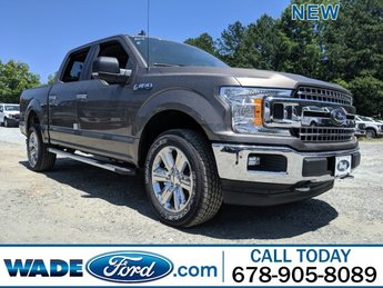 2019 Ford F-150 XLT 4 Door Automatic Truck Twin Turbo Regular Unleaded V-6 3.5 L/213 Engine 4X4