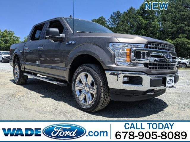 2019 Ford F-150 XLT Automatic Twin Turbo Regular Unleaded V-6 3.5 L/213 Engine 4X4