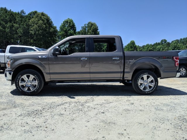 2019 Ford F-150 XLT 4X4 Twin Turbo Regular Unleaded V-6 3.5 L/213 Engine 4 Door Automatic