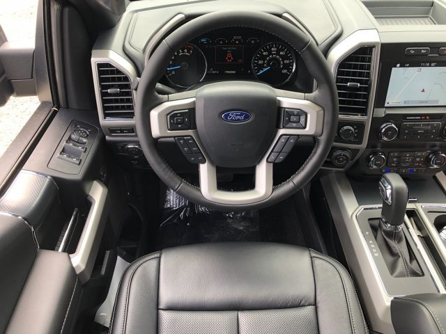 2019 Magnetic Metallic Ford F-150 LARIAT Twin Turbo Regular Unleaded V-6 3.5 L/213 Engine 4 Door Truck Automatic