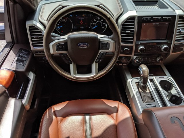 2019 Ford F-150 King Ranch 4X4 Automatic 4 Door Truck Twin Turbo Regular Unleaded V-6 3.5 L/213 Engine