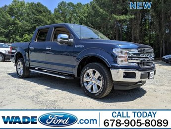 2019 Ford F-150 LARIAT Automatic 4 Door Regular Unleaded V-8 5.0 L/302 Engine