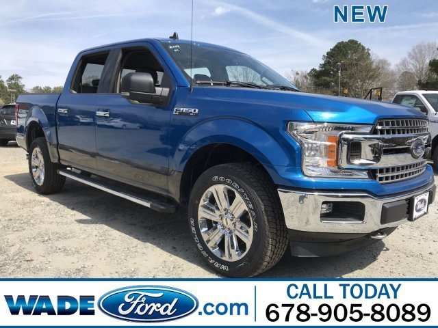2019 Ford F-150 XLT Automatic Regular Unleaded V-8 5.0 L/302 Engine 4X4