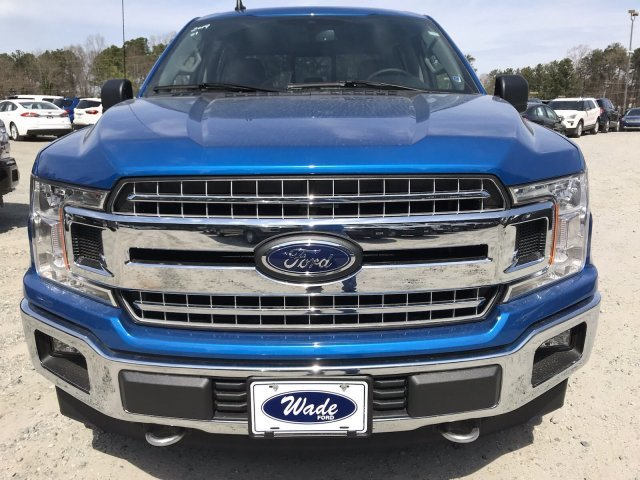 2019 Ford F-150 XLT 4 Door Truck Automatic Regular Unleaded V-8 5.0 L/302 Engine