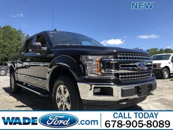 2019 Ford F-150 XLT 4 Door Regular Unleaded V-8 5.0 L/302 Engine Automatic
