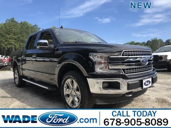 2019 Ford F-150 LARIAT Automatic 4X4 4 Door