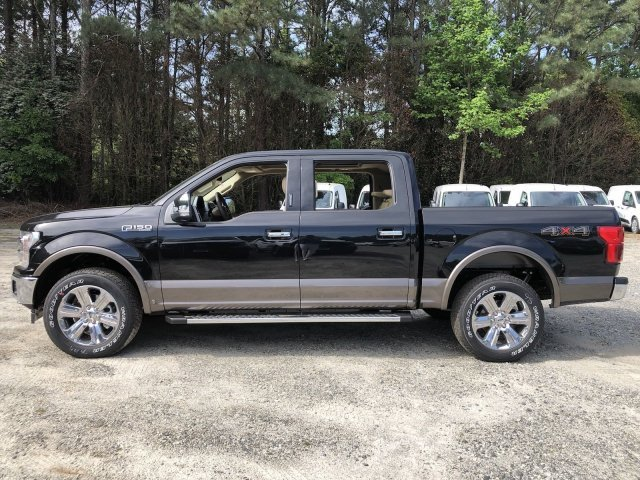 2019 Ford F-150 LARIAT Automatic 4 Door 4X4 Truck Regular Unleaded V-8 5.0 L/302 Engine