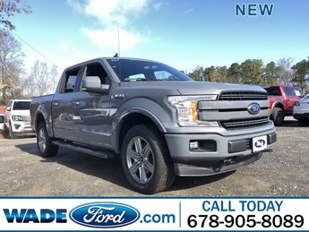 2019 Ford F-150 LARIAT 4 Door 4X4 Automatic