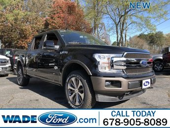 2019 Ford F-150 King Ranch 4 Door 4X4 Automatic