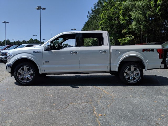 2019 Ford F-150 King Ranch Regular Unleaded V-8 5.0 L/302 Engine 4X4 4 Door Automatic Truck