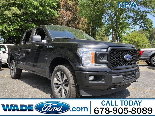 2019 Ford F-150 XL Truck Automatic 4 Door Regular Unleaded V-8 5.0 L/302 Engine 4X4