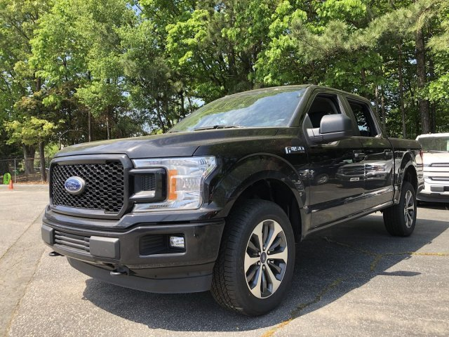 2019 Ford F-150 XL Regular Unleaded V-8 5.0 L/302 Engine 4X4 4 Door