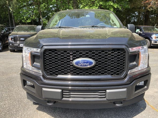 2019 Ford F-150 XL 4 Door Automatic Truck Regular Unleaded V-8 5.0 L/302 Engine 4X4