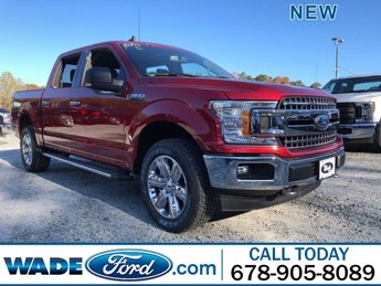 2019 Ford F-150 XLT 4 Door 4X4 Automatic