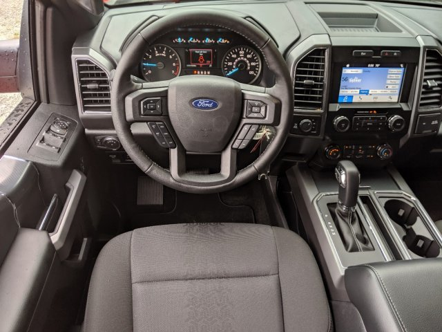 2019 Ford F-150 XLT 4X4 Automatic Regular Unleaded V-8 5.0 L/302 Engine