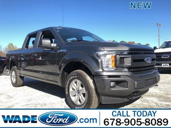 2018 Ford F-150 XL Regular Unleaded V-6 3.3 L Engine Truck Automatic 4X4 4 Door