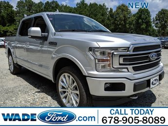 2019 Ford F-150 Limited 4 Door 4X4 Twin Turbo Regular Unleaded V-6 3.5 L/213 Engine Automatic Truck